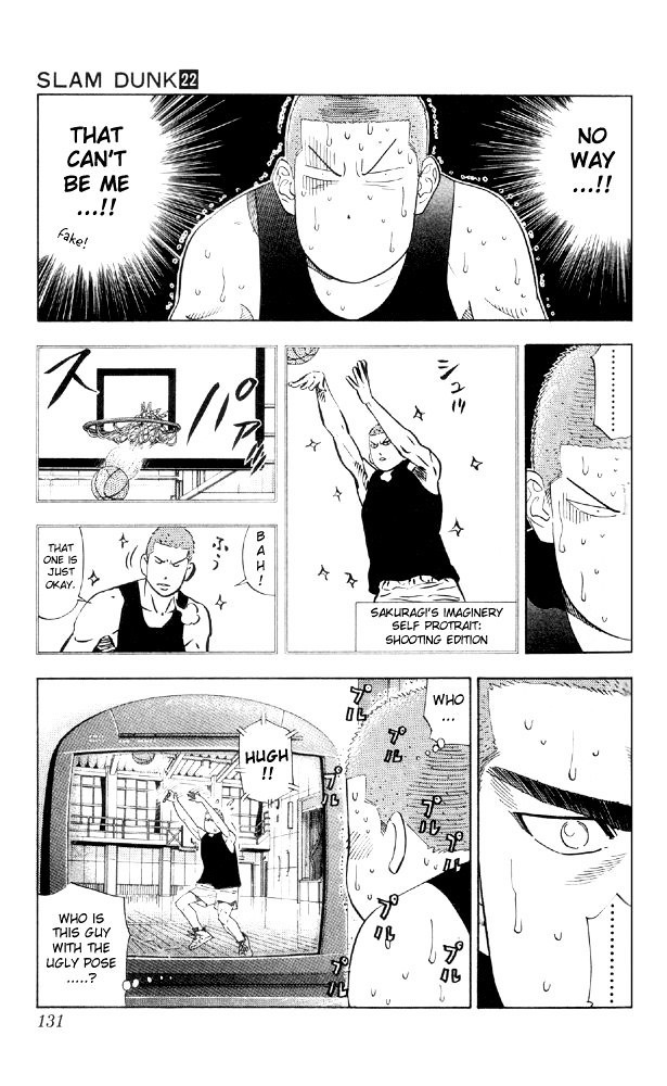 Slam Dunk Chapter 195  Online Free Manga Read Image 3