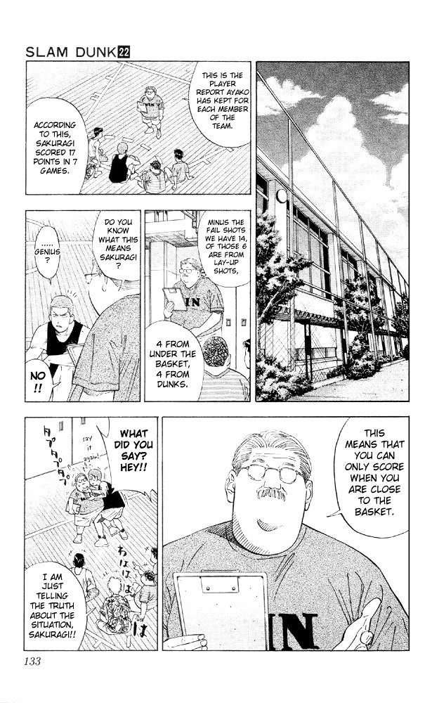 Slam Dunk Chapter 195  Online Free Manga Read Image 5