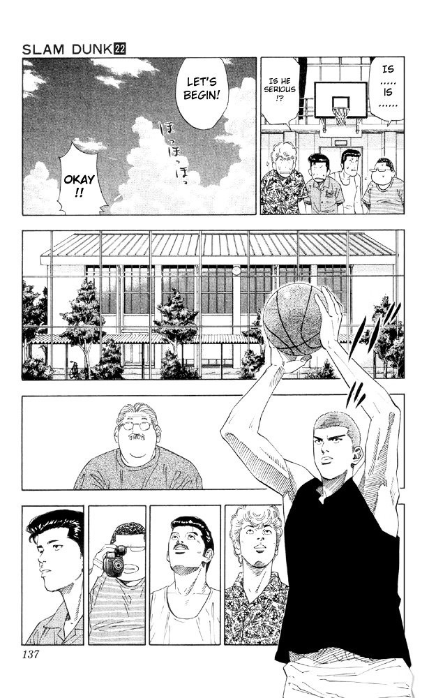 Slam Dunk Chapter 195  Online Free Manga Read Image 9