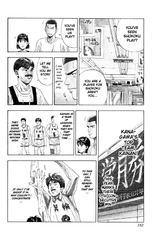 Slam Dunk Chapter 197  Online Free Manga Read Image 13