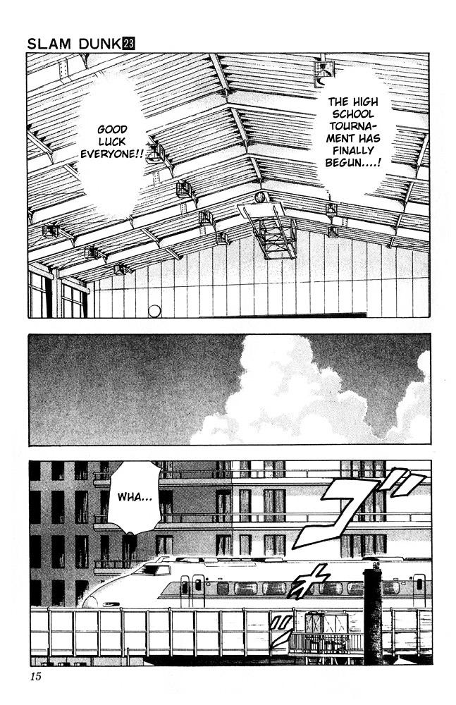 Slam Dunk Chapter 198  Online Free Manga Read Image 13