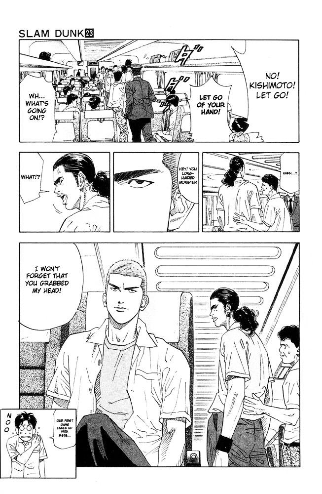 Slam Dunk Chapter 198  Online Free Manga Read Image 23