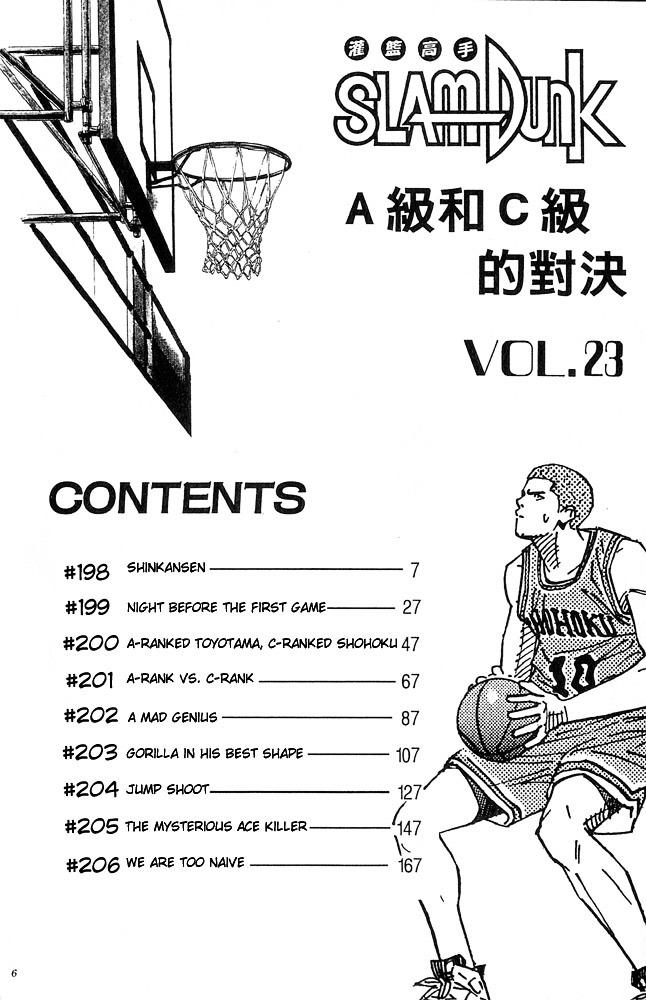 Slam Dunk Chapter 198  Online Free Manga Read Image 4