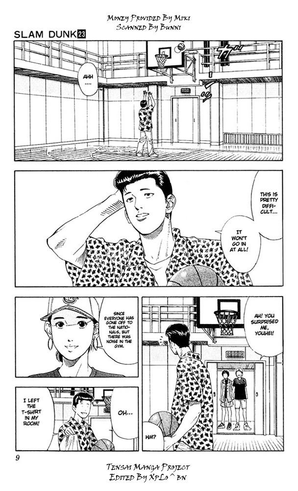 Slam Dunk Chapter 198  Online Free Manga Read Image 7