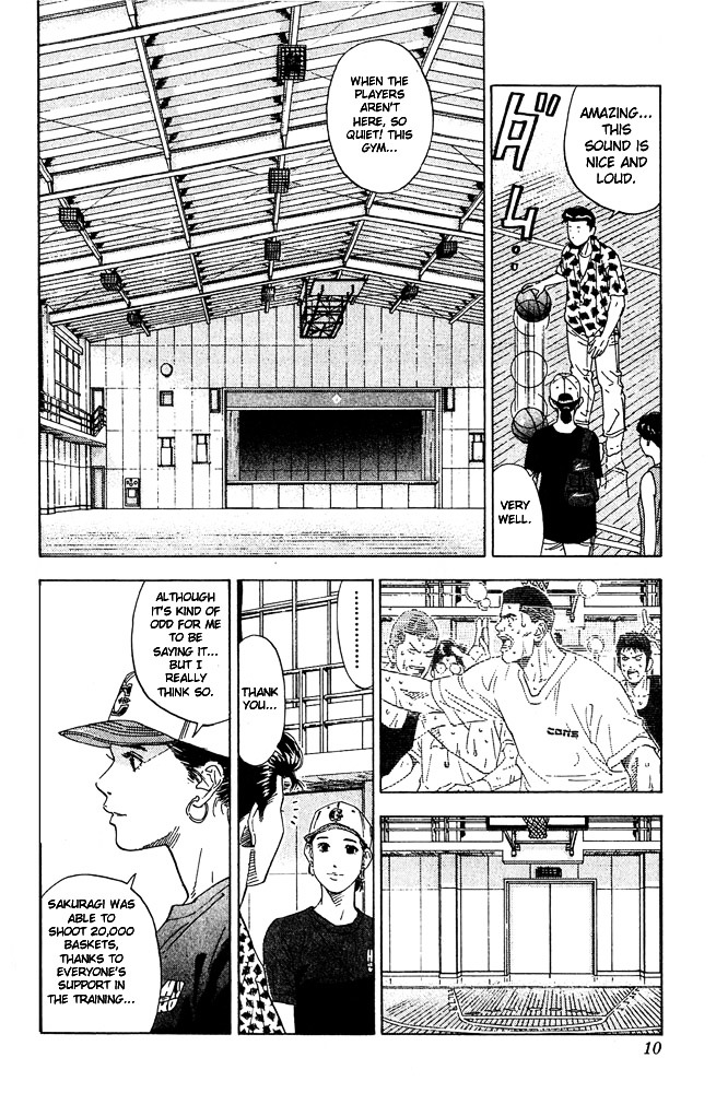 Slam Dunk Chapter 198  Online Free Manga Read Image 8