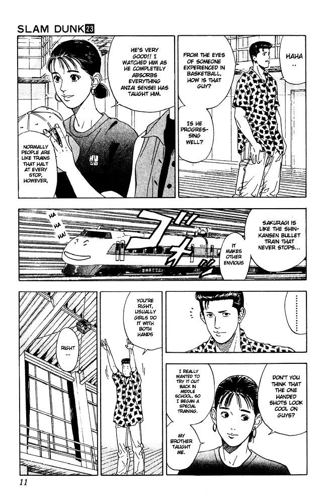 Slam Dunk Chapter 198  Online Free Manga Read Image 9