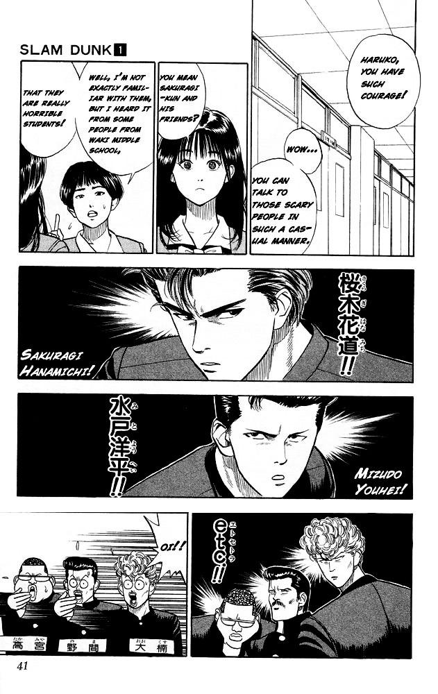 Slam Dunk Chapter 2  Online Free Manga Read Image 5