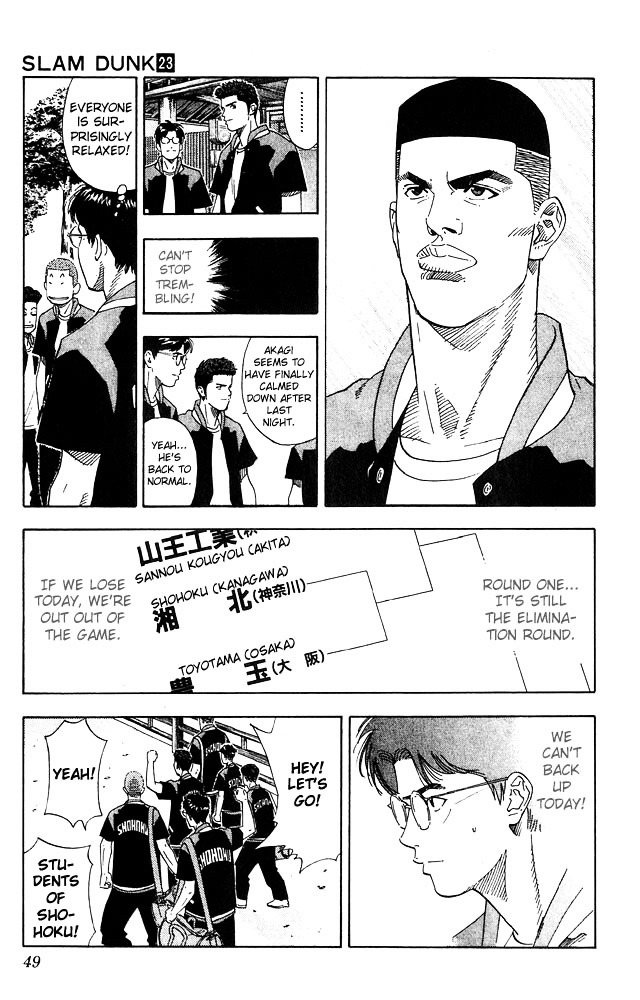 Slam Dunk Chapter 200  Online Free Manga Read Image 3