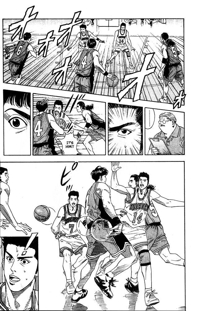 Slam Dunk Chapter 201  Online Free Manga Read Image 13