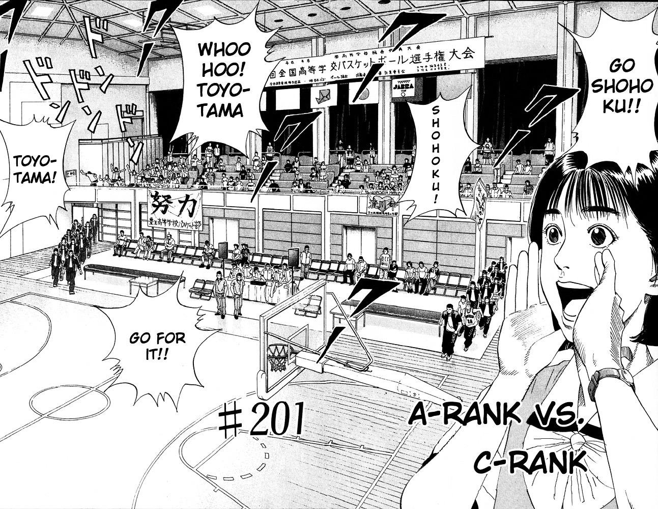 Slam Dunk Chapter 201  Online Free Manga Read Image 2