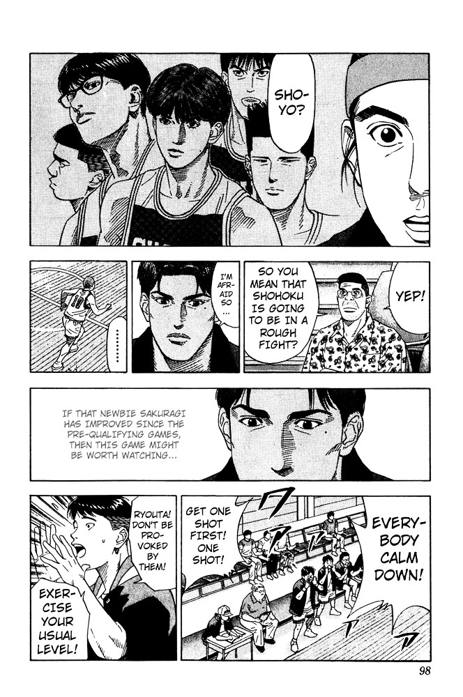 Slam Dunk Chapter 202  Online Free Manga Read Image 11