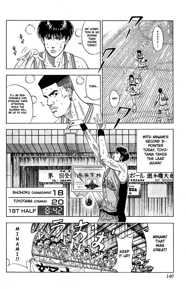Slam Dunk Chapter 204  Online Free Manga Read Image 14