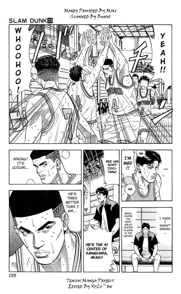 Slam Dunk Chapter 204  Online Free Manga Read Image 3