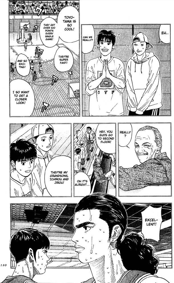 Slam Dunk Chapter 206  Online Free Manga Read Image 14