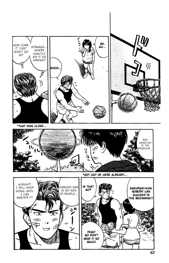 Slam Dunk Chapter 21  Online Free Manga Read Image 12