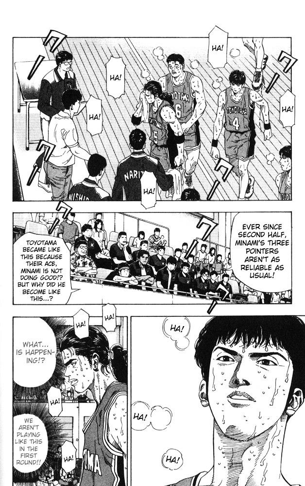 Slam Dunk Chapter 211  Online Free Manga Read Image 4