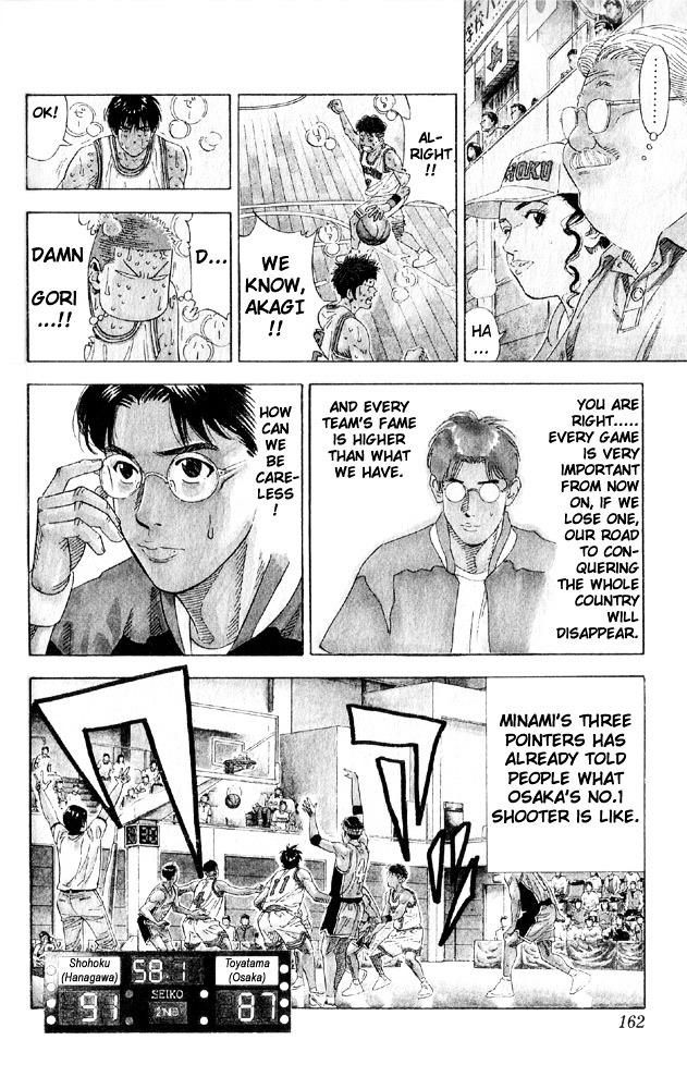 Slam Dunk Chapter 214  Online Free Manga Read Image 13