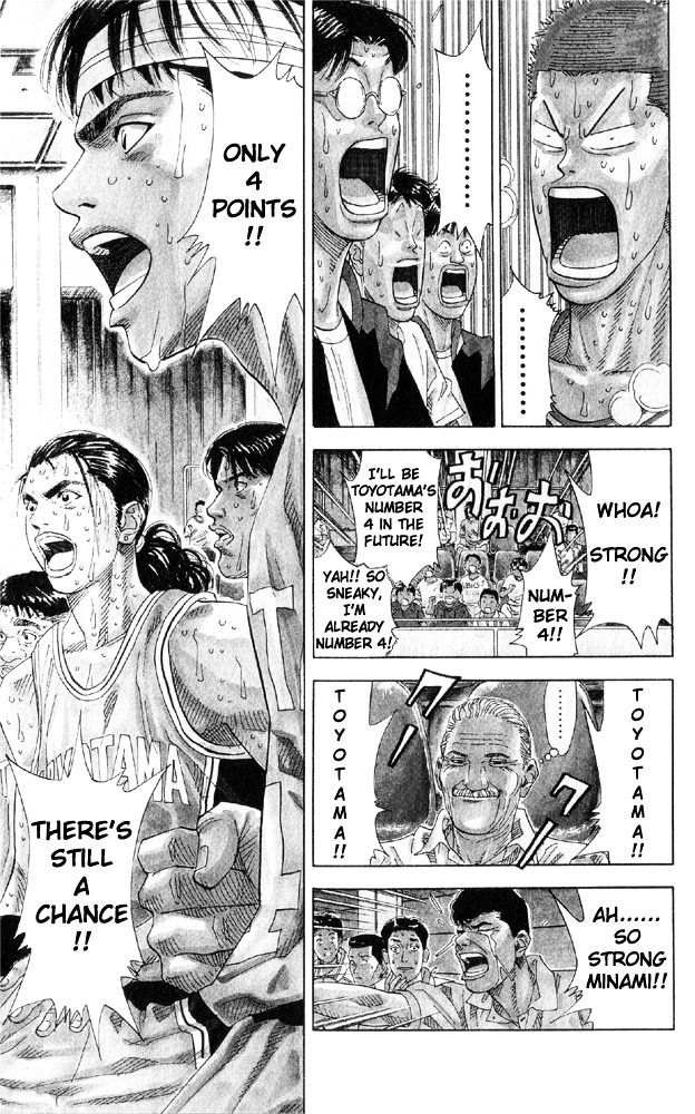 Slam Dunk Chapter 214  Online Free Manga Read Image 14