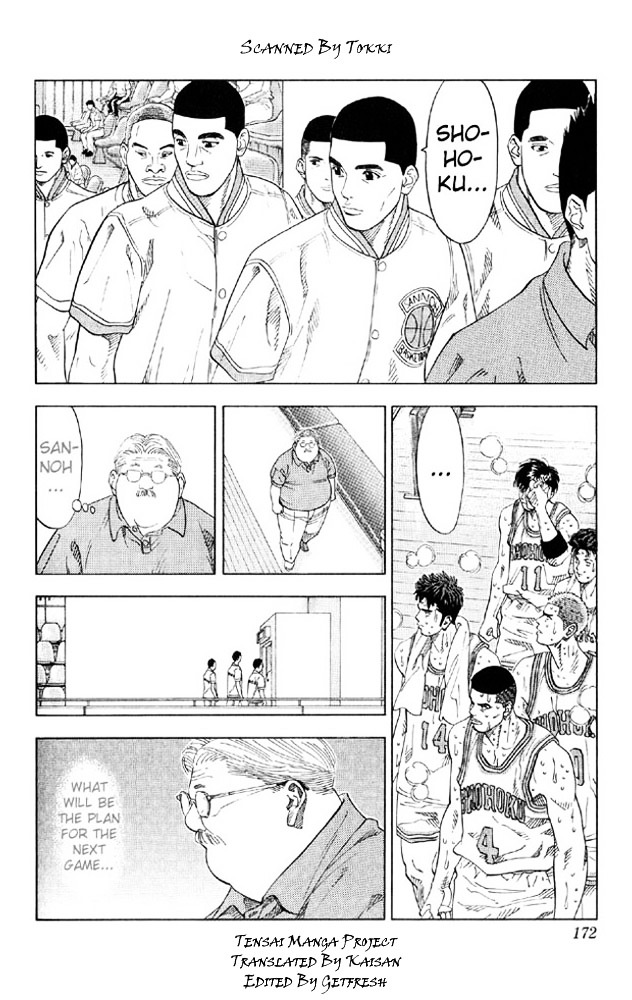 Slam Dunk Chapter 215  Online Free Manga Read Image 3