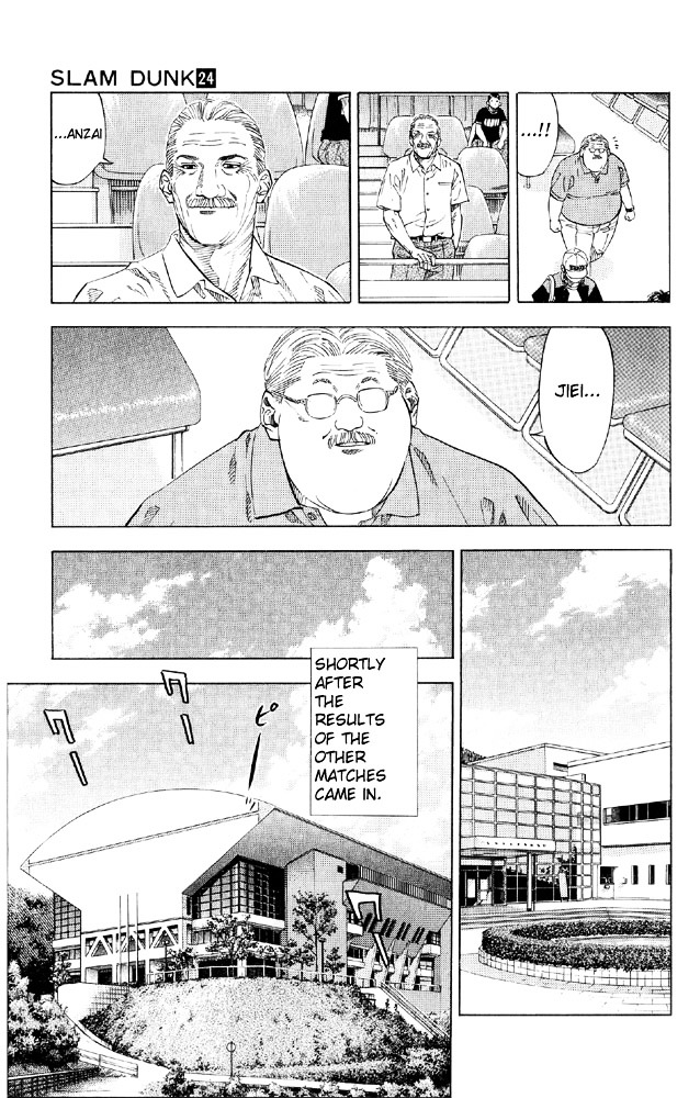 Slam Dunk Chapter 215  Online Free Manga Read Image 4