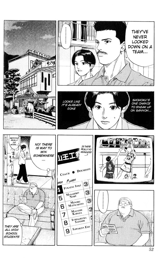 Slam Dunk Chapter 218  Online Free Manga Read Image 6