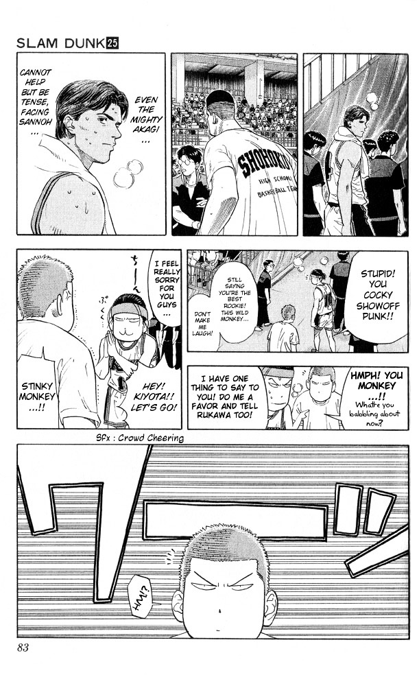 Slam Dunk Chapter 219  Online Free Manga Read Image 16