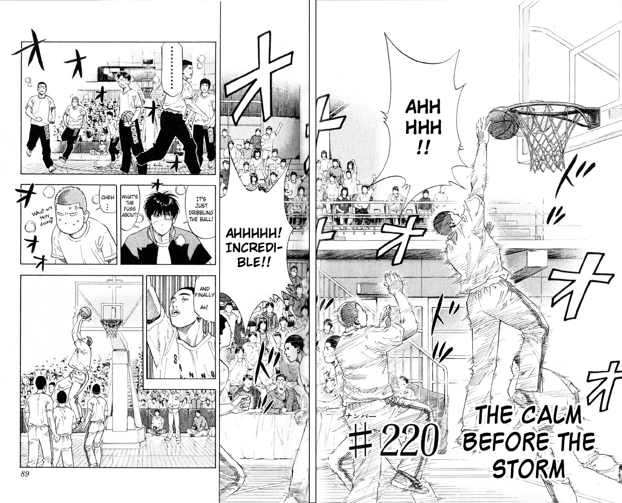 Slam Dunk Chapter 220  Online Free Manga Read Image 2
