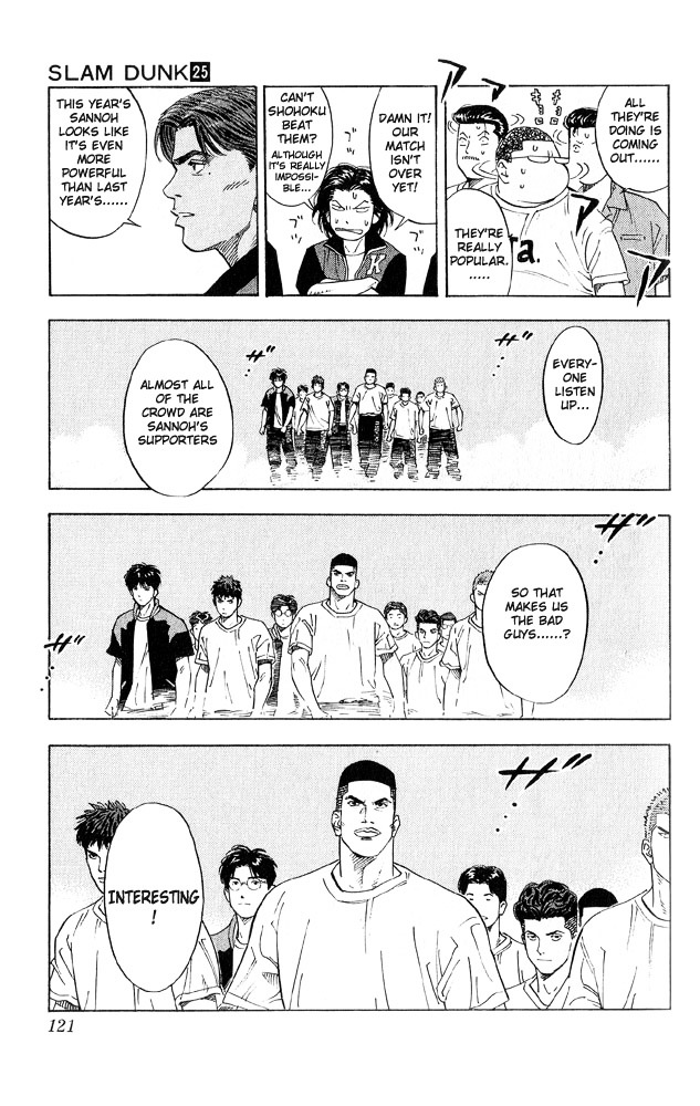 Slam Dunk Chapter 221  Online Free Manga Read Image 15