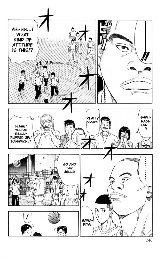 Slam Dunk Chapter 222  Online Free Manga Read Image 13
