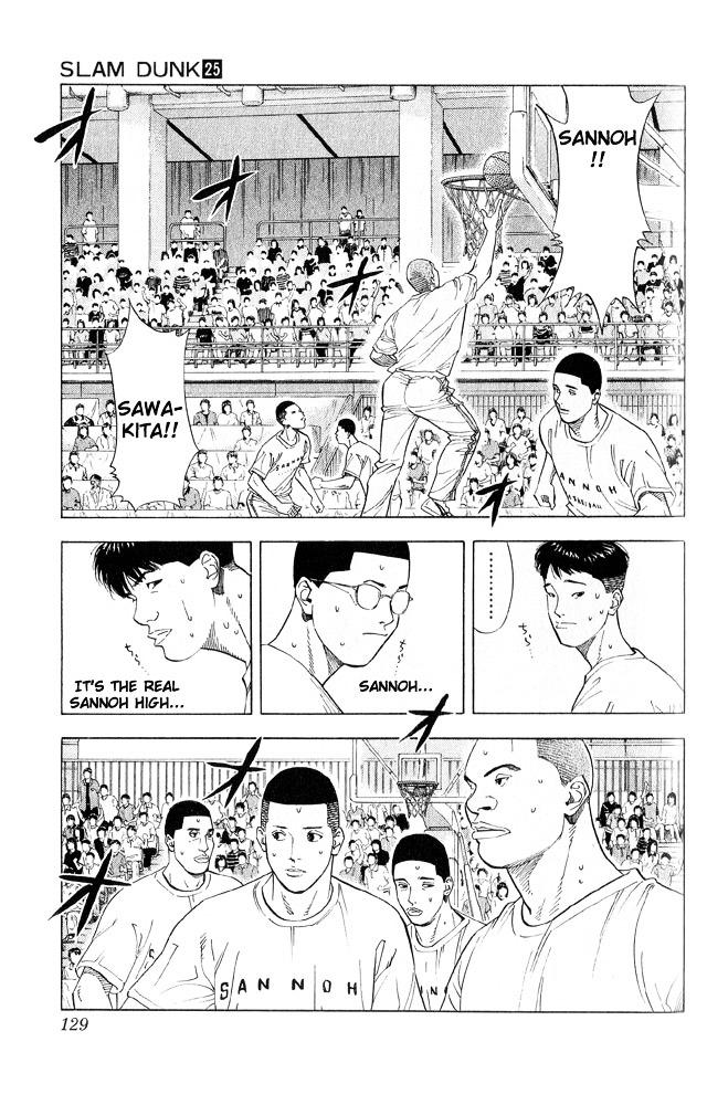 Slam Dunk Chapter 222  Online Free Manga Read Image 3