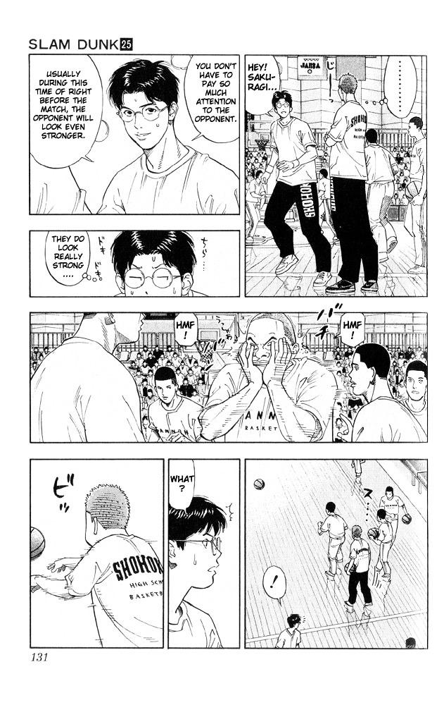 Slam Dunk Chapter 222  Online Free Manga Read Image 5
