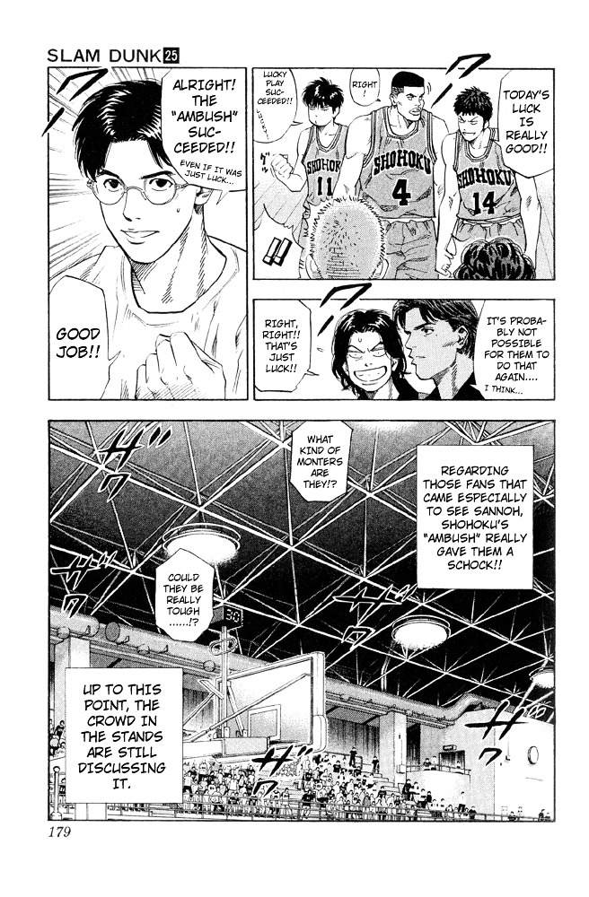 Slam Dunk Chapter 224  Online Free Manga Read Image 10