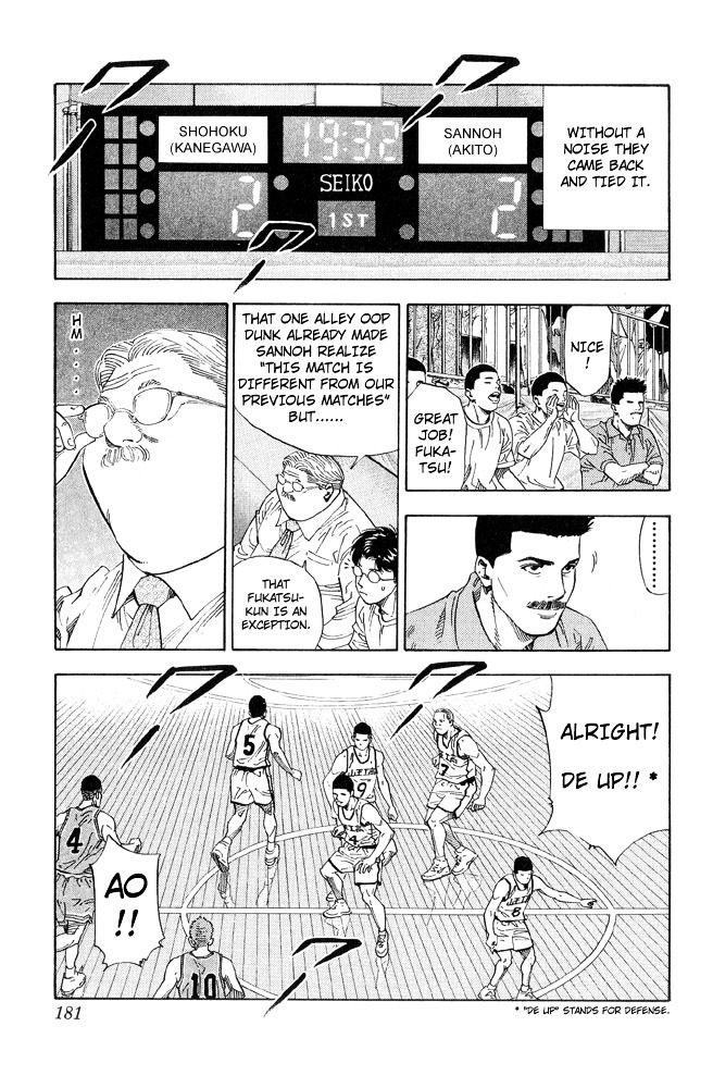 Slam Dunk Chapter 224  Online Free Manga Read Image 12