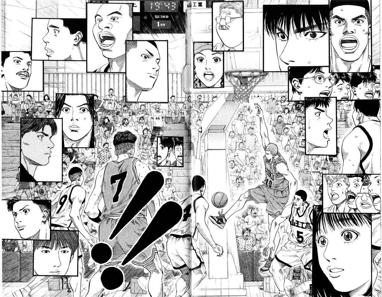 Slam Dunk Chapter 224  Online Free Manga Read Image 6