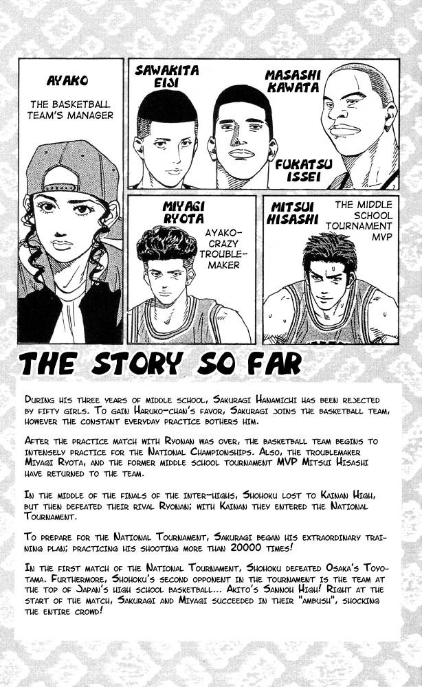 Slam Dunk Chapter 225  Online Free Manga Read Image 3