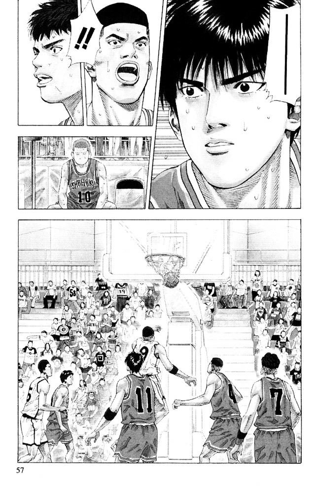 Slam Dunk Chapter 227  Online Free Manga Read Image 12