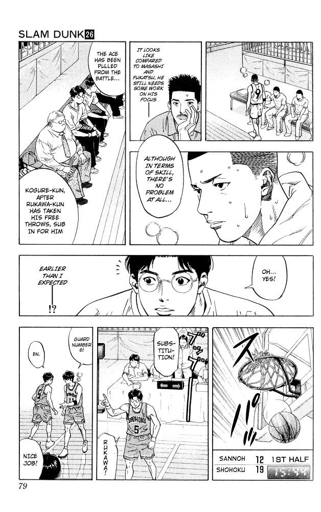 Slam Dunk Chapter 228  Online Free Manga Read Image 14
