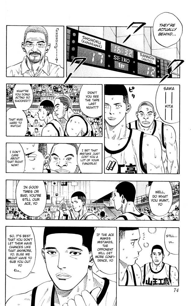 Slam Dunk Chapter 228  Online Free Manga Read Image 9