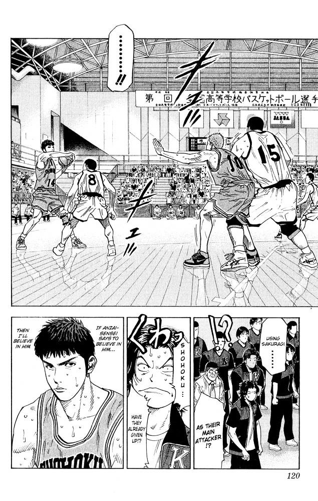 Slam Dunk Chapter 230  Online Free Manga Read Image 16