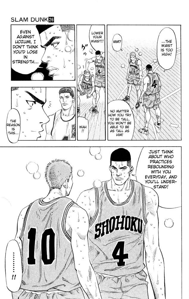 Slam Dunk Chapter 231  Online Free Manga Read Image 15