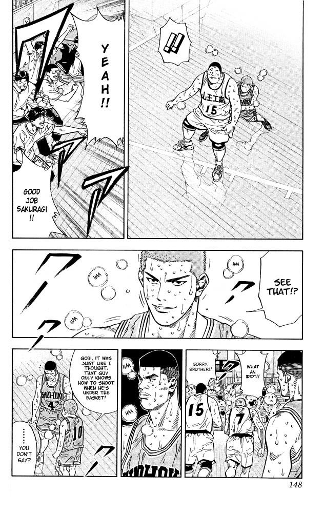 Slam Dunk Chapter 232  Online Free Manga Read Image 3