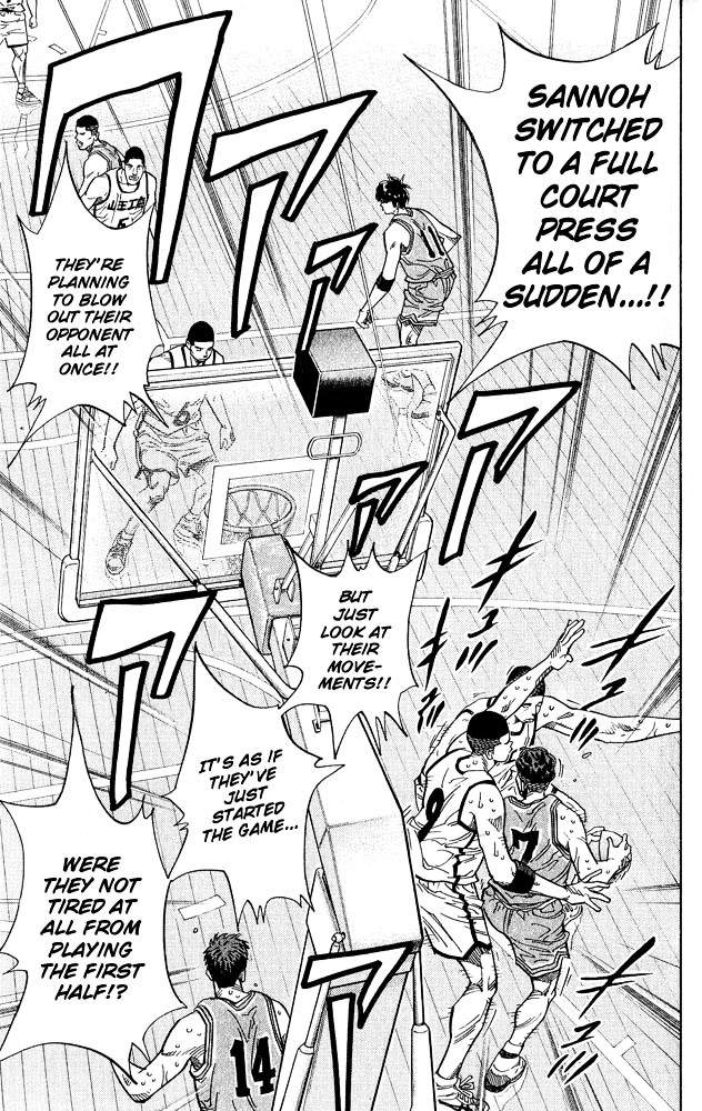 Slam Dunk Chapter 234  Online Free Manga Read Image 10