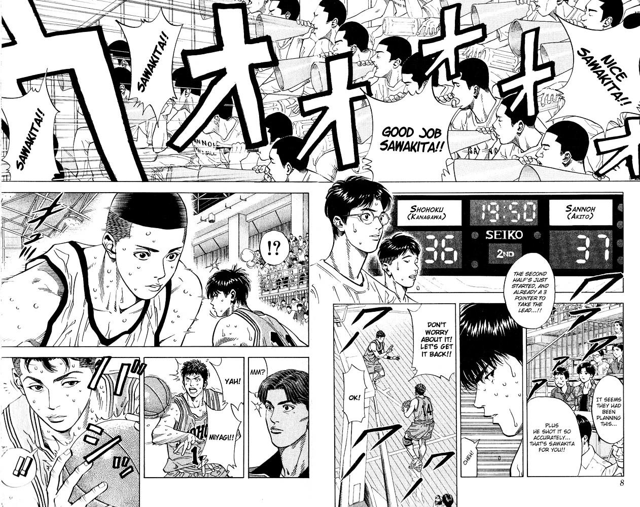 Slam Dunk Chapter 234  Online Free Manga Read Image 6