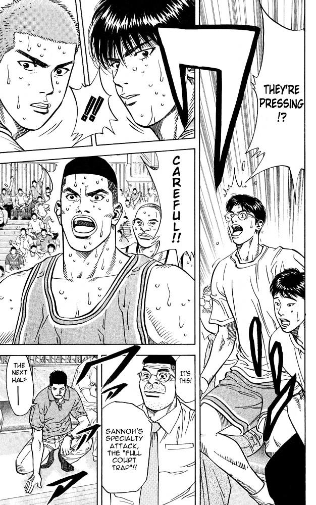 Slam Dunk Chapter 234  Online Free Manga Read Image 8