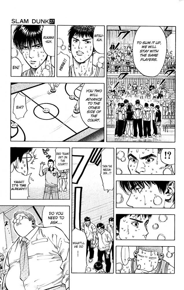 Slam Dunk Chapter 236  Online Free Manga Read Image 7