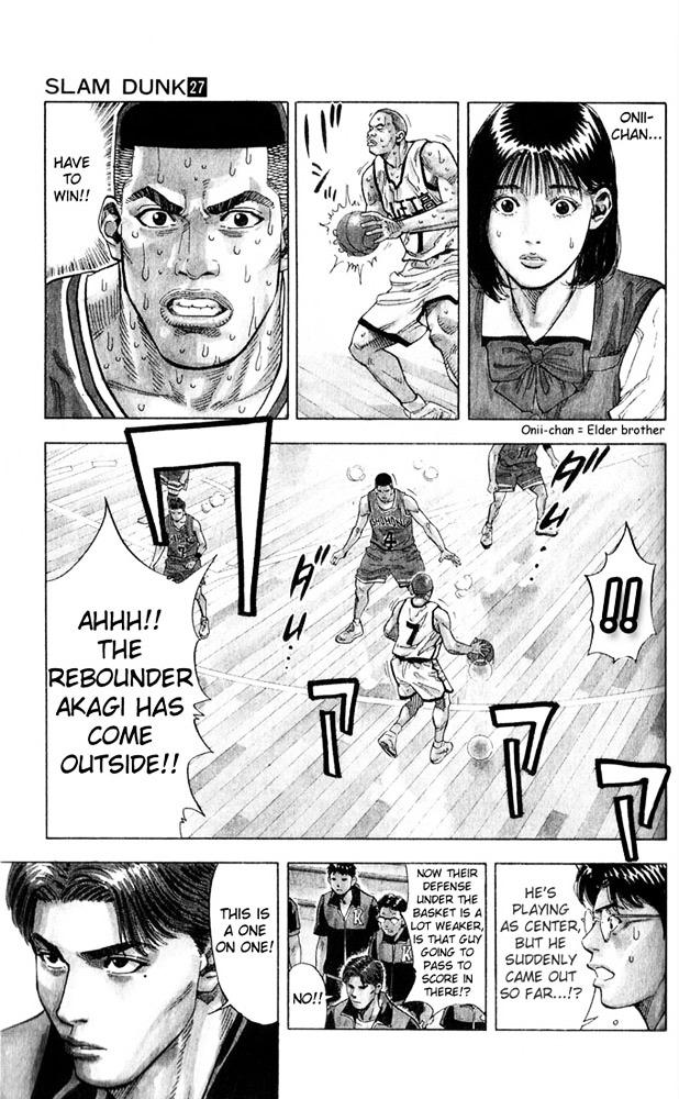 Slam Dunk Chapter 237  Online Free Manga Read Image 15