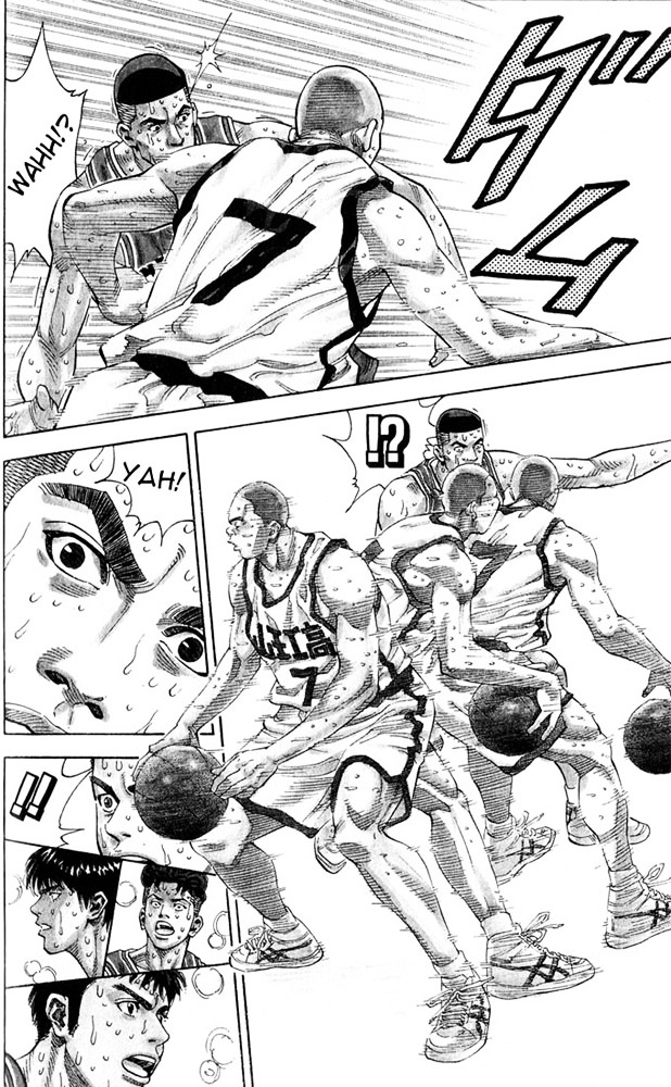 Slam Dunk Chapter 237  Online Free Manga Read Image 16