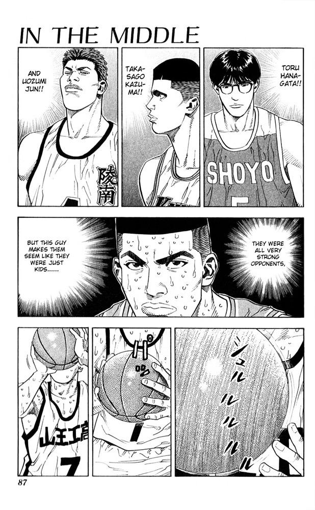 Slam Dunk Chapter 238  Online Free Manga Read Image 1