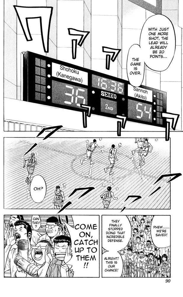 Slam Dunk Chapter 238  Online Free Manga Read Image 3