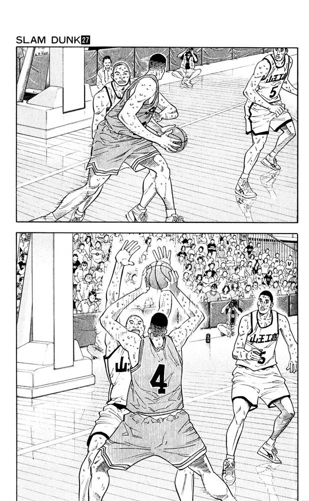 Slam Dunk Chapter 238  Online Free Manga Read Image 6
